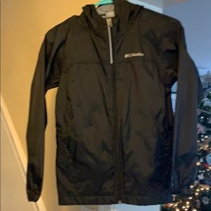 Colombia light weight Rain Jacket- like New